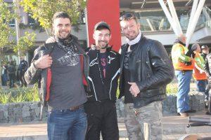 Harley Davidson Blanket Run