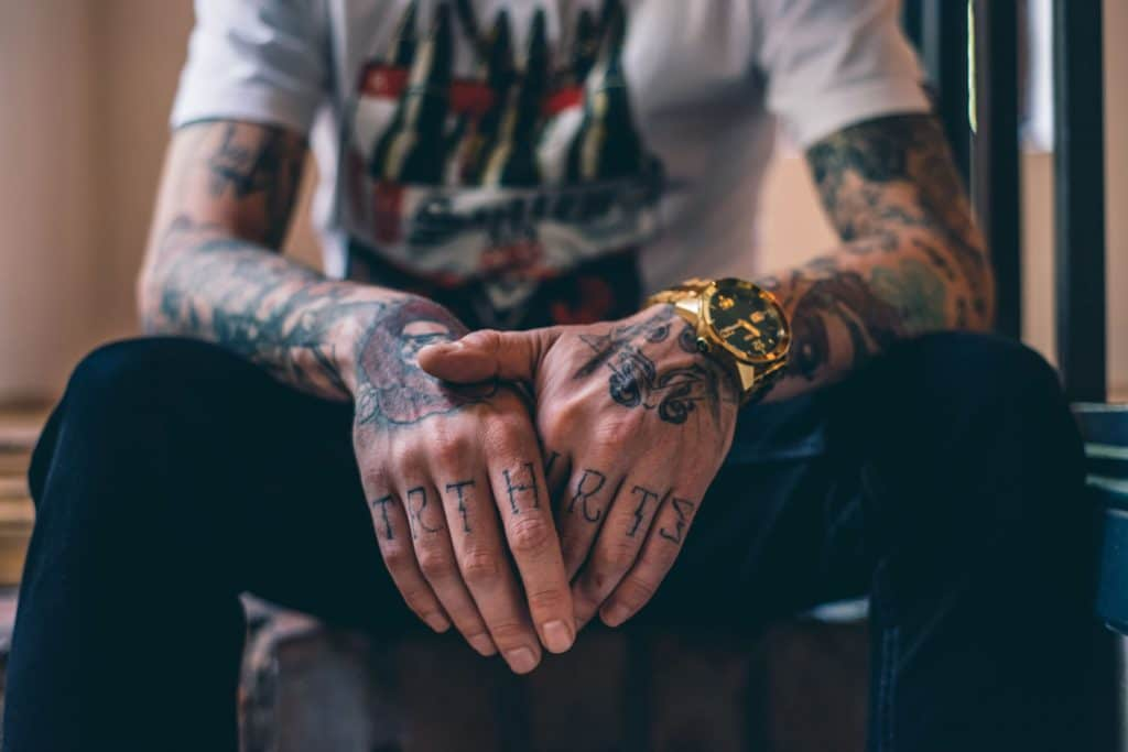 5 Things To Consider Before Getting A Finger Tattoo True Blue Tattoos
