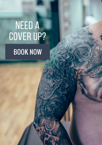 Need to cover up your an old tattoo?